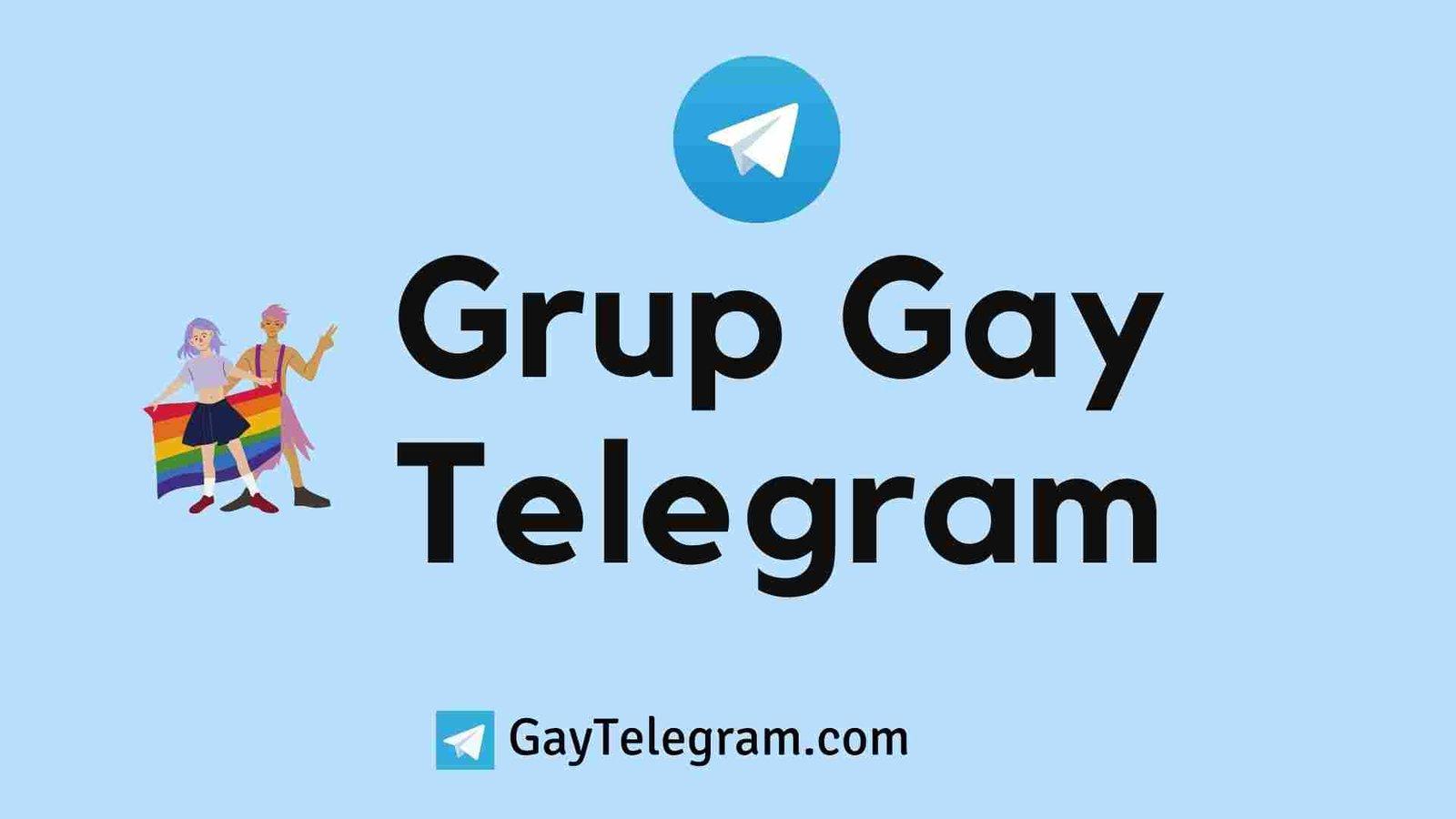 Grup gay telegram